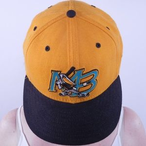 Myrtle Beach Pelicans fitted hat